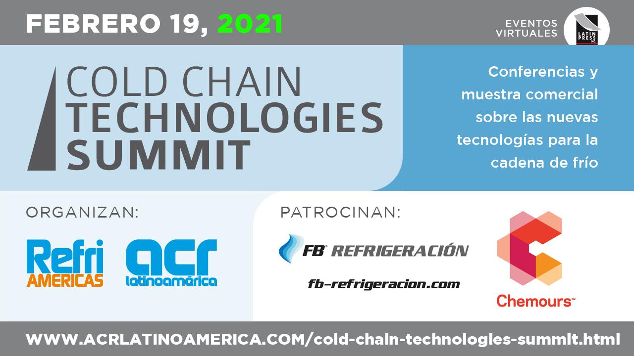 Conferencias y muestra comercial sobre las nuevas tecnologías para la cadena de frío