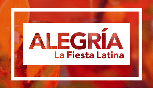 Alegria La Fiesta Latina
