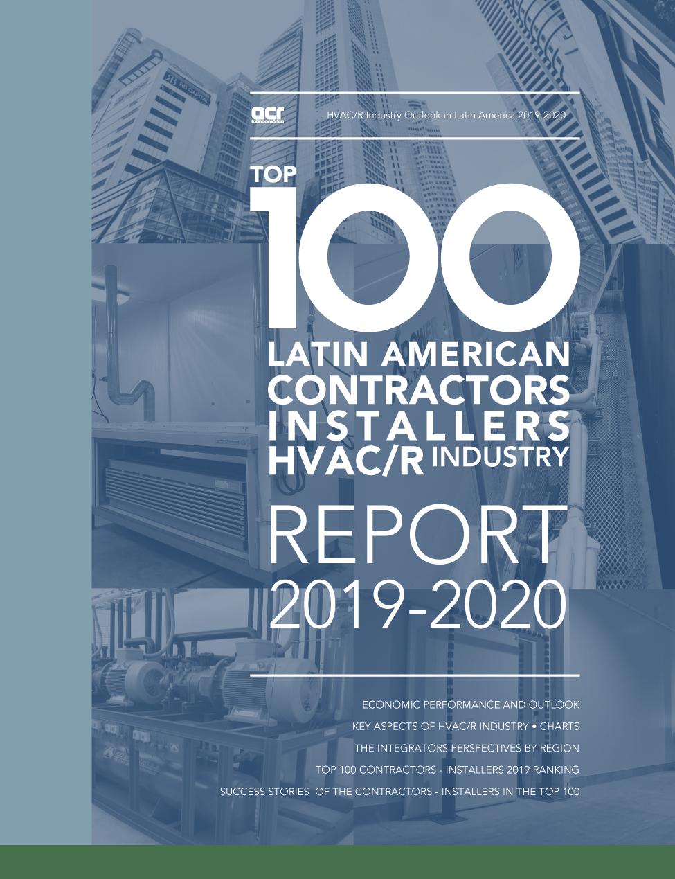 TOP 100 LATIN AMERICAN HVAC/R CONTRACTORS • 2019-2020 Image