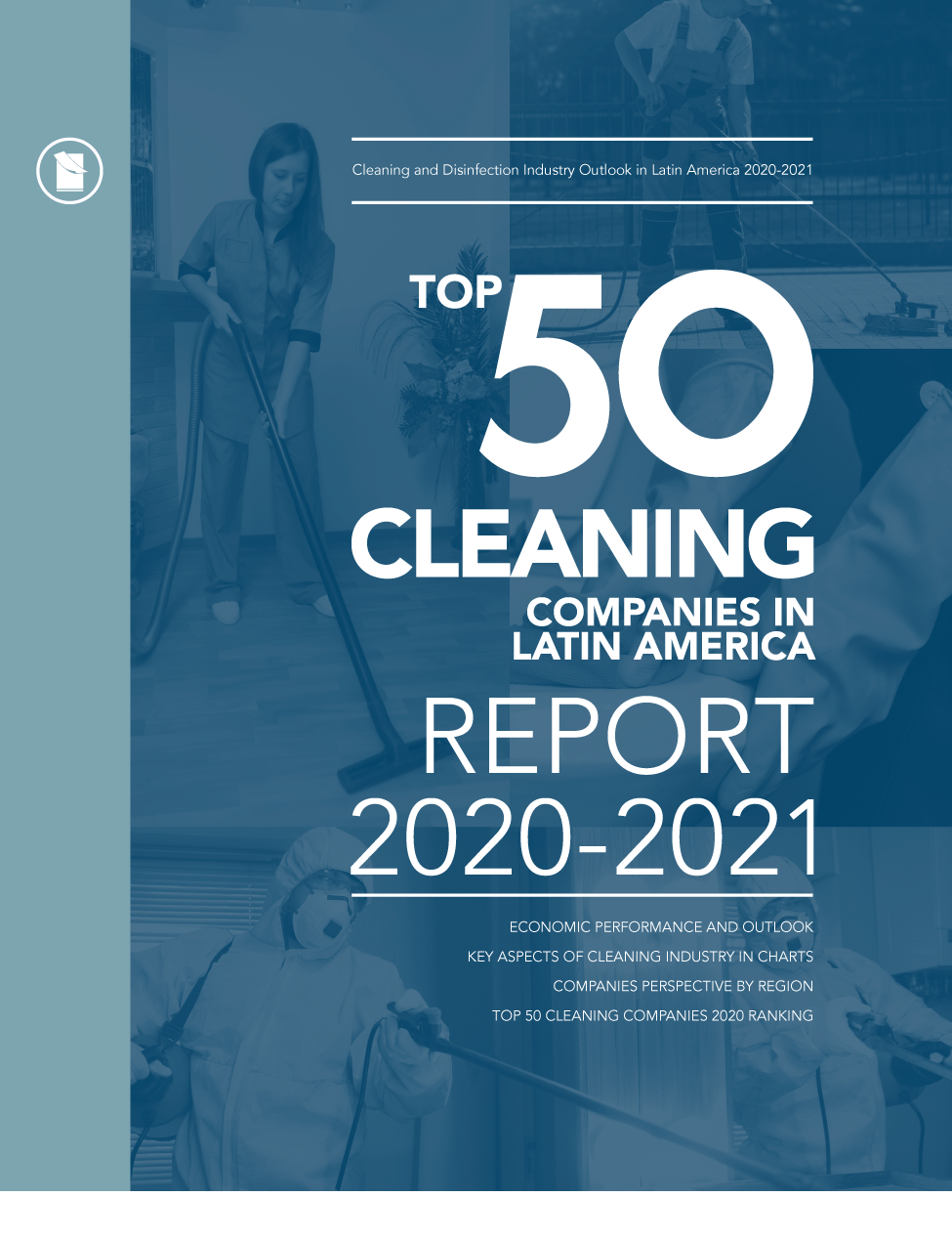 TOP 50 LATIN AMERICAN CLEANING COMPANIES • 2020-2021 Image