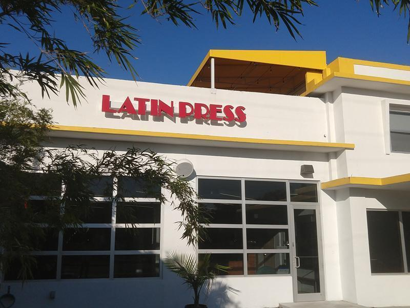 Latin Press Miami Offices